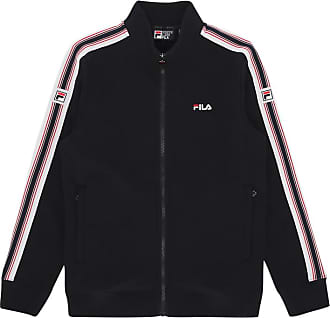 Fila Fila Zip up crewneck sweatshirt BLACK L