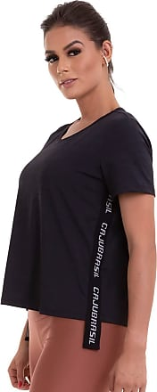 Cajubrasil T-Shirt Originality Preta P