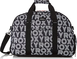 Roxy Womens FEEL HAPPY Sport or travel bag, Anthracite Calif Dreams, Dimensions: 14 8 (D)/ 35 (H) x 50 (W) x 20 (D) cm-Volume: 35 L EU