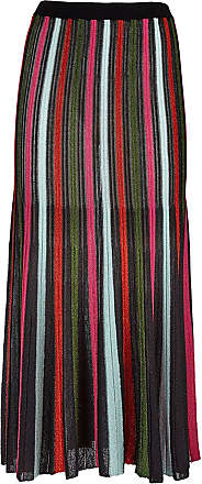 La DoubleJ Accordion Knit Skirt