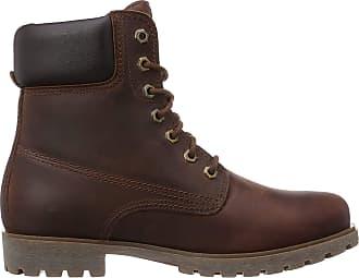 Panama Jack PANAMA Jack 03 C8 Mens Cold-Padded Classics Short-Shank Boots & Ankle Boots, Brown (Cuero / Bark), 12 UK (46 EU)