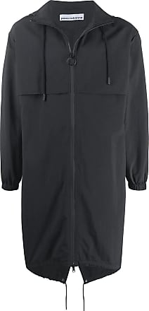 Paco Rabanne Zip-through hooded parka