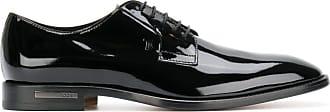 Tod's Sapato derby de couro envernizado - Preto