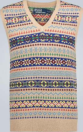 Polo Ralph Lauren Saranac Lake knitted vest