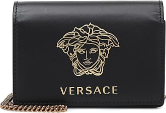 Versace Medusa Small leather shoulder bag