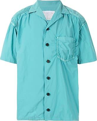 Kolor ruched detail shirt - Green