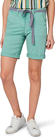 Tom Tailor Womens Chino Shorts Mint (47) 44