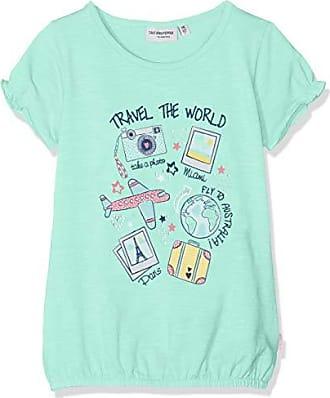 SALT AND PEPPER Baby-M/ädchen B Meer Uni Wal T-Shirt