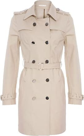 Canal Trench Coat Double Canal - Bege
