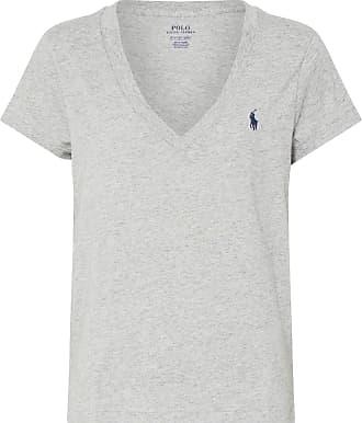Ralph Lauren T-shirt SS VN-SHORT SLEEVE-KNIT gris