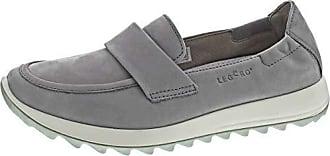 Legero 1 00812 Tanaro Schuhe Damen Halbschuhe Metallic Slipper Weite G