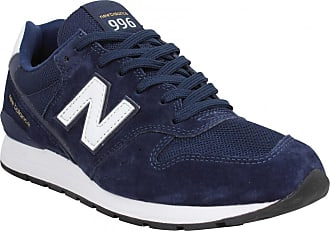 new product 1e31f f9f9a New Balance Baskets   Tennis mode NEW BALANCE 996 velours Homme Marine