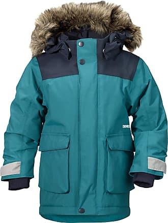 Didriksons Drew 3 Mens Padded Winter Parka Coat JacketDark Night Blue