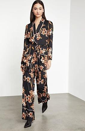 BCBGeneration Tulip Print Robe Jacket