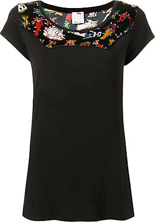 Ultra Chic cowgirl T-shirt - Black