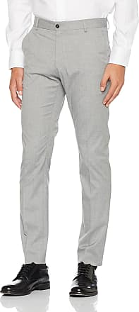 Selected Homme Mens Shdnewone-mylologan1 TRS Noos Suit Trousers, Grey (Light Grey Melange), 44