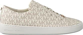 fdd91023df8 Michael Kors Witte Michael Kors Sneakers Keaton Lace Up