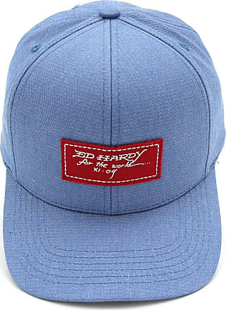 Ed Hardy Boné Ed Hardy For The World Azul