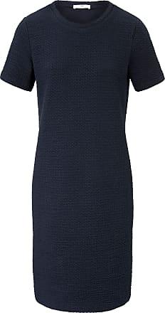 Peter Hahn Jersey dress 1/2-length sleeves Peter Hahn blue