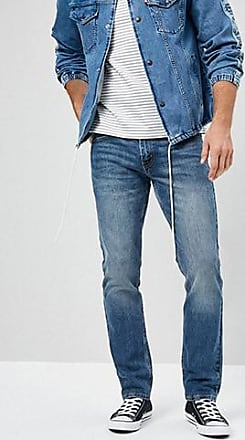21 Men Levis 511 Slim Jeans at Forever 21 Dark Blue