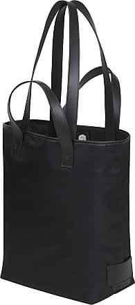 Meli Melo Meli Melo Carry All Black Nylon and Black Leather Trim