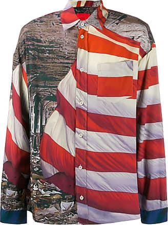 424 Detroit shirt - Vermelho