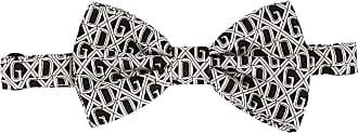 Dolce & Gabbana Papillon con stampa - Di colore bianco