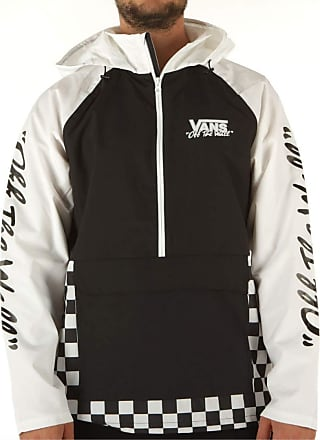 Vans Bmx Off The Wall Anorak -Fall 2019-(VN0A4572Y281) - Black/white - S