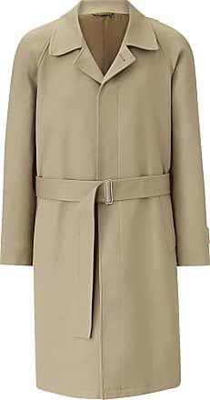 Joseph Bryan Tricotine Cotton Coat