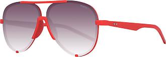 Polaroid Unisexs PLD 6017/S 8W ABA 60 Sunglasses, Red/Grey Grey Sf Pz