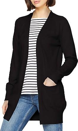 Jacqueline de Yong Womens Jdyday L/s Noos Cardigan KNT Sweater, Black, X-Large