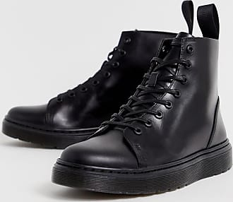 Dr. Martens talib 8-eye boots in black