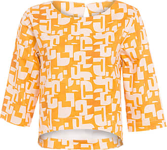 Wymann Blusa Trapézio - Amarelo