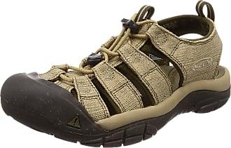 dcb25f2a272 Keen Mens Newport Retro-M Sandal, Hemp/Dark Olive, 8 M US