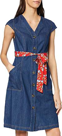 Joe Browns Womens Delightful Dress Casual, Indigo Denim, 10