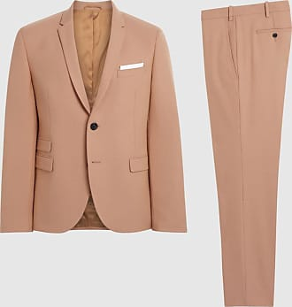 Neil Barrett Travel Fine Bi-stretch Gabardine Slim Suit