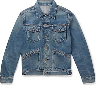 Tom Ford Denim Trucker Jacket - Blue