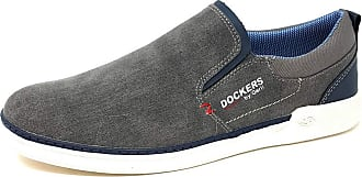 Dockers by Gerli 44SV002 Mens Slippers Grey Size: 8 UK