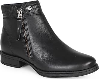 Bottero Ankle Boots Feminina Bottero Zíper