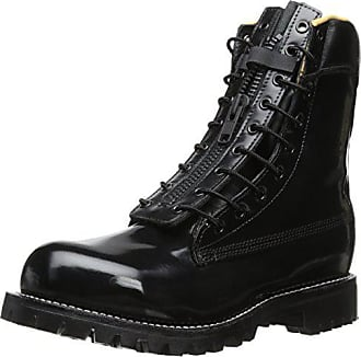 Chippewa Mens 8 Steel Toe EH 27422 Boot,Black,4 D US