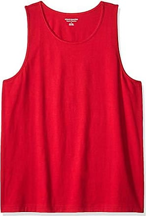 0de5fb747adb0 Men's Red Sleeveless Shirts: Browse 10 Brands | Stylight