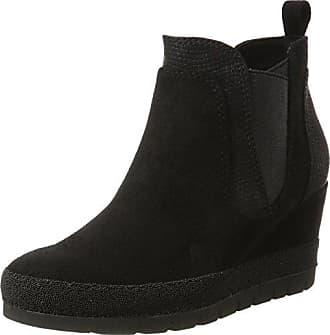 Marco Tozzi Damen 25401 Chelsea Boots, Schwarz (Black Comb), 41 EU f1cd24c3d3