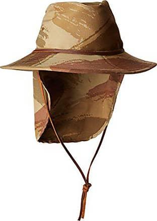 Brixton Mens Arroyo Bucket Hat, Camo, Small