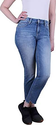 Blau Blue Indigo Lee Damen Jeans Jodee Skinny Fit