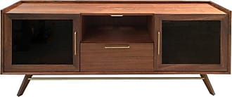 Unique Furniture Denali Low Profile Media/TV Stand - DNLI-3577