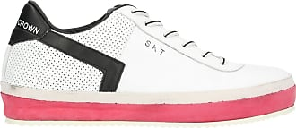 Leather Crown CALZATURE - Sneakers & Tennis shoes basse su YOOX.COM