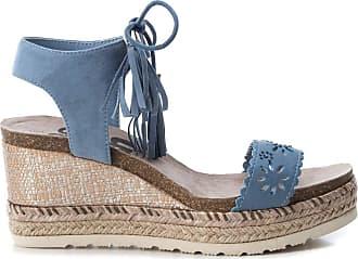 Refresh Womens Sandal REF069827 Blue Size: 37 EU