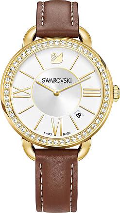 Swarovski Relógio Aila Day Dourado, Brown