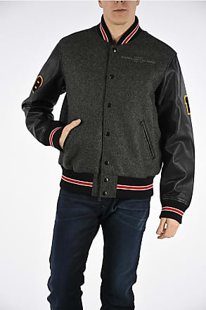 Diesel Embroidered L-HARRYS Bomber size Xs