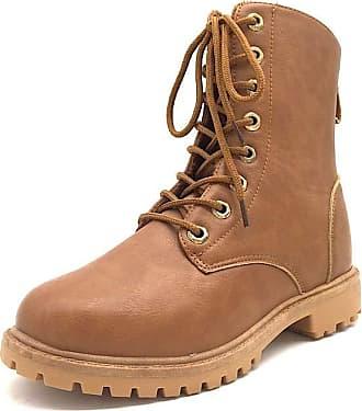 spottbillig günstige Preise moderne Techniken Brown Lace-Up Boots: 409 Products & up to −54% | Stylight